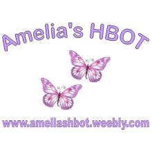 Amelia's HBOT & Education Trust cause logo