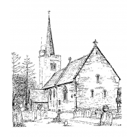 St Margarets Church - Barming