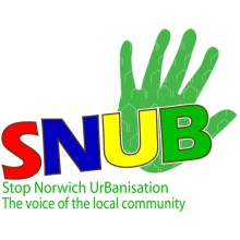 Stop Norwich Urbanisation