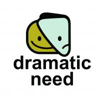 Dramatic Need cause logo