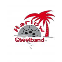 Harlow Steelband cause logo