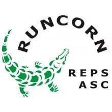 Runcorn Reps ASC cause logo