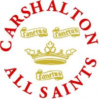 All Saints Church Carshalton cause logo