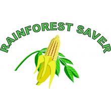 The Rainforest Saver Foundation cause logo