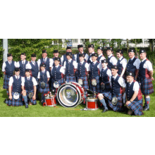 Carnoustie and District Pipe Band