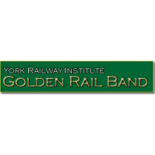York RI Golden Rail Band