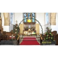 St Pauls Church Warton Preston