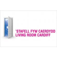 Living Room Cardiff / Stafell Fyw Caerdydd
