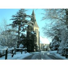 Holy Trinity Church PCC - Colemans Hatch cause logo