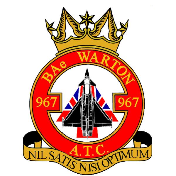 967 British Aerospace Warton SQN ATC
