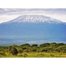 Childreach International Kilimanjaro 4 Kids 2012 - Harrison Aston-Monger