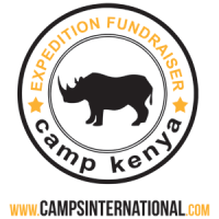 Camps International Kenya Expedition 2013 - William Young