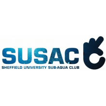Sheffield University Sub-Aqua Club cause logo