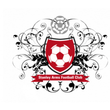 Stanley Arms Football Club cause logo