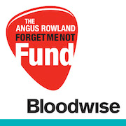 Angus Rowland Forgetmenot Fund Raising Money for Bloodwise