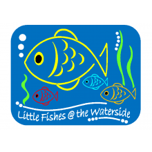 Little Fishes At The Waterside - Hythe