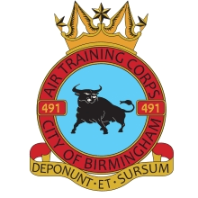 491 (City of Birmingham) Sqn ATC