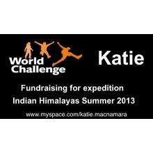 World Challenge India Himalaya 2013 - Katie Macnamara