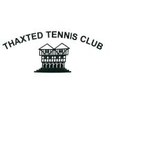 Thaxted Tennis Club cause logo