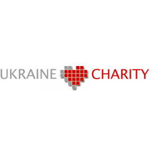 Ukraine Charity cause logo
