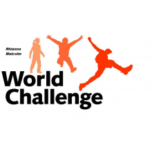 World Challenge Malaysia 2013 - Rhianna Malcolm