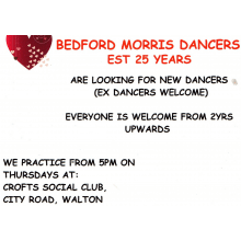 Bedford Morris Dancers