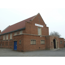 Trinity Methodist Church - Middlesbrough cause logo