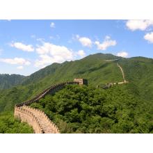 Trekking Great Wall Of China Alzheimer's Society - Leila Blake