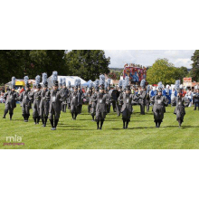West Midlands Crystaletts Marching Display Band