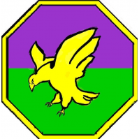 Cauldeen Primary School Football Teams cause logo