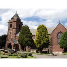 St James' Church - Christleton