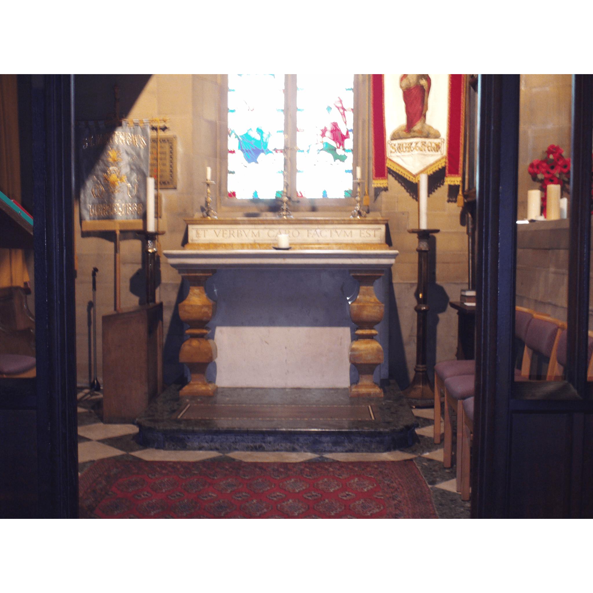 St Matthew's Church, Lightcliffe