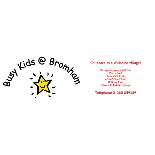 Busy Kids Pre-School - Chippenham