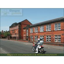 Balornock Primary School Glasgow