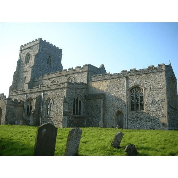 St Mary's Church Dalham