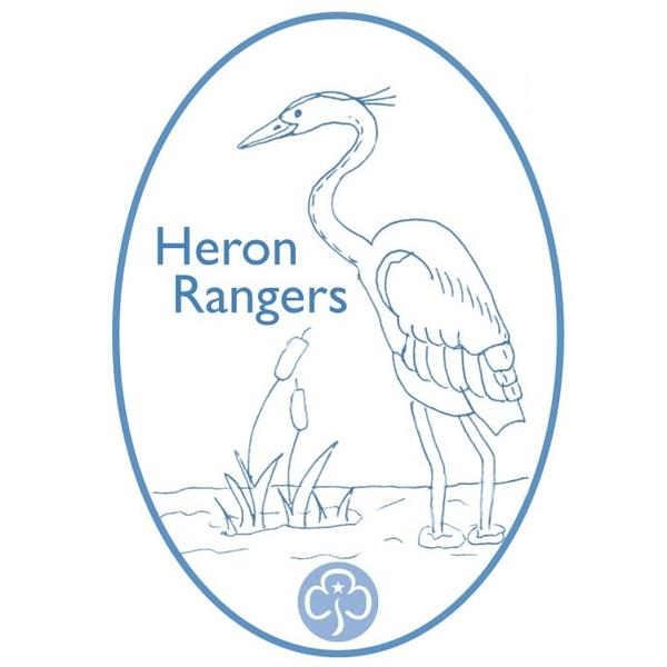 Girlguiding LaSER - Heron Ranger Unit