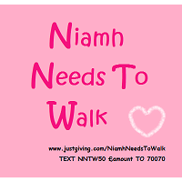 The Tree of Hope Childrens's Charity - Niamh Needs to Walk