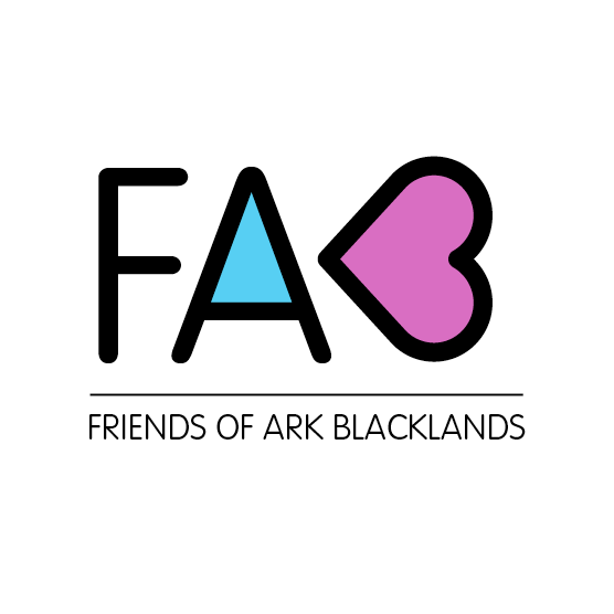 Friends of Ark Blacklands - Hastings cause logo