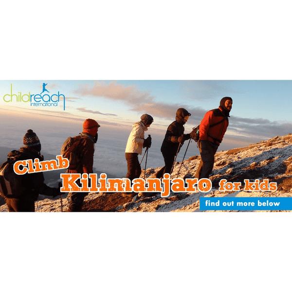Childreach International Climb Kili 4 Kids - Edinburgh