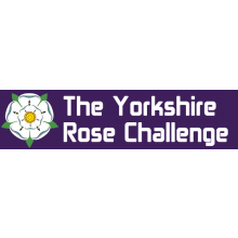 Yorkshire Rose Challenge cause logo