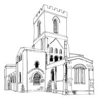 Melbourne Parish Church - Derby