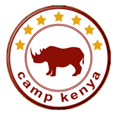 Camps International Kenya 2013 - Nadia Oszko cause logo