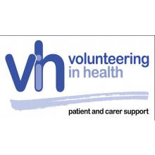 Volunteering in Health cause logo