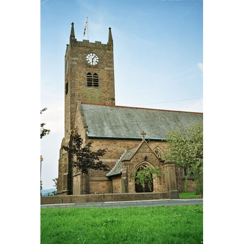 St Katharine's Church, Blackrod cause logo