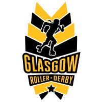 Glasgow Roller Derby cause logo