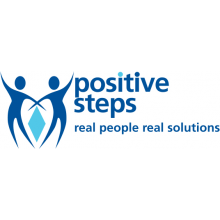Positive Steps - Dundee cause logo