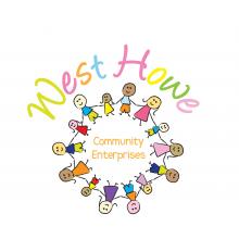 West Howe Community Enterprise cause logo