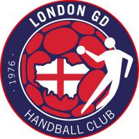 London GD Handball Club cause logo