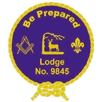Be Prepared 9845 Masonic Lodge