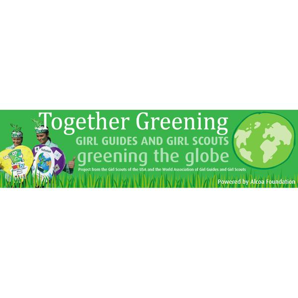 Girlguiding UK - Anglia Together Greening